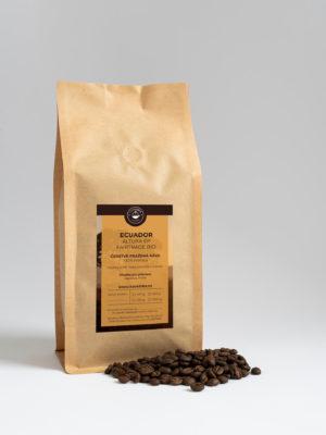 káv ecuador bio fairtrade