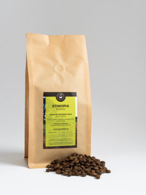káva Ethiopia Sidamo Kávaloka