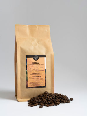 káva kenya