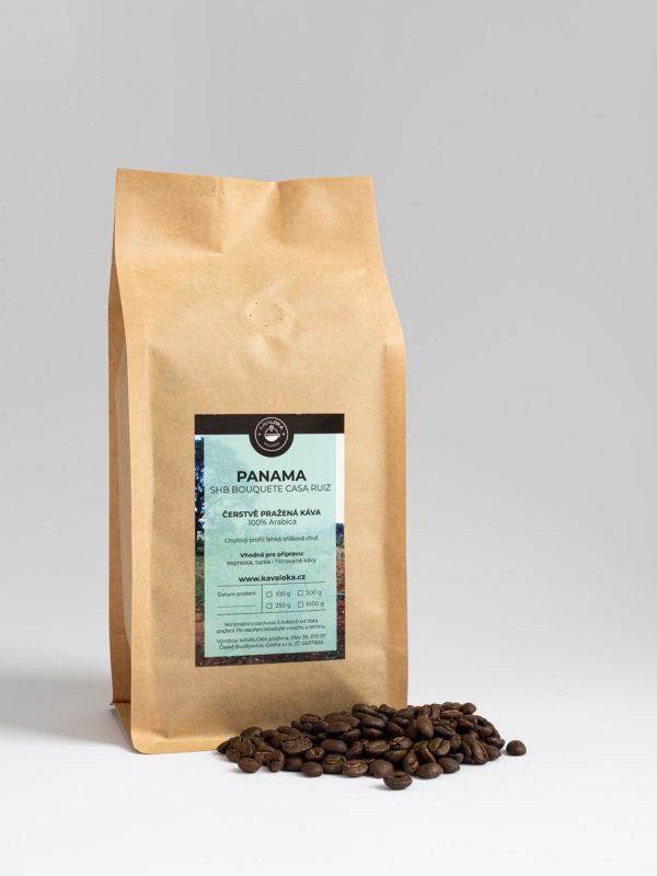 káva panama