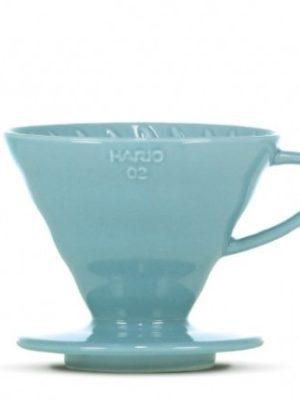 Hario dripper modrý
